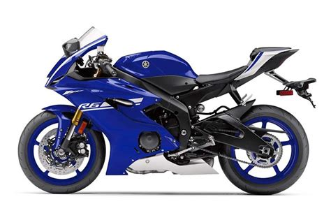 2017 Yamaha Yzf-r6 Gets Abs, Traction Control, & More