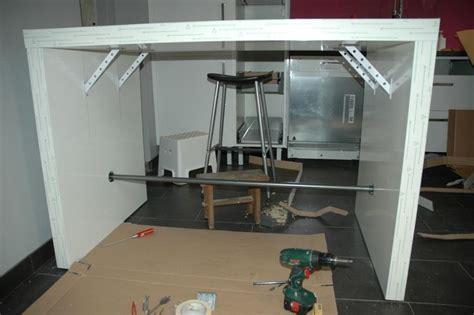 transformer une table de cuisine comment transformer un giman en table le de pozzynette