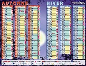 Calendrier Lunaire Jardinage : calendrier lunaire et jardinage projets essayer ~ Melissatoandfro.com Idées de Décoration