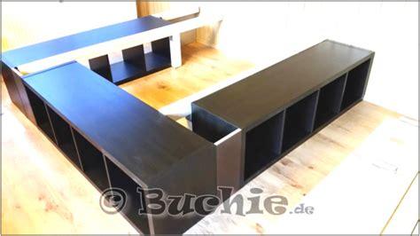 Bett Aus Ikea Regalen » Sonderangebote Kallax Hochbett