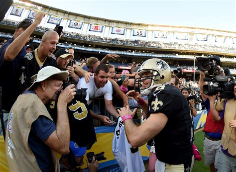 Christmas Comes Early For The New Orleans Saints In San Diego