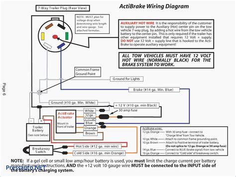 bargman breakaway switch wiring diagram my wiring diagram
