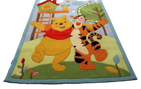 tapis ourson chambre bébé tapis winnie l ourson