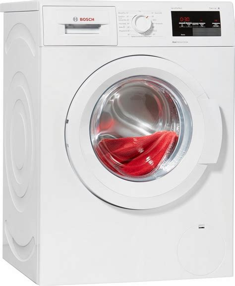 bosch waschmaschine 6 kg bosch waschmaschine serie 6 wat28320 a 7 kg 1400 u min kaufen otto