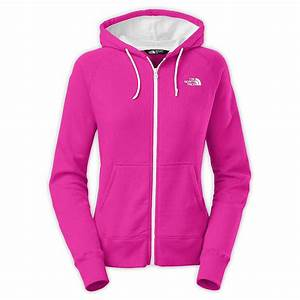 The North Face Women's Lightweight Full Zip Hoodie - at ...