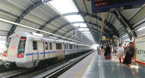 Delhi Metro (Red, Magenta, Violet, Pink, Blue, Yellow Line ...