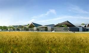 Wilmotte Et Associés : wilmotte associ s projet magasins d 39 usine marques ~ Voncanada.com Idées de Décoration