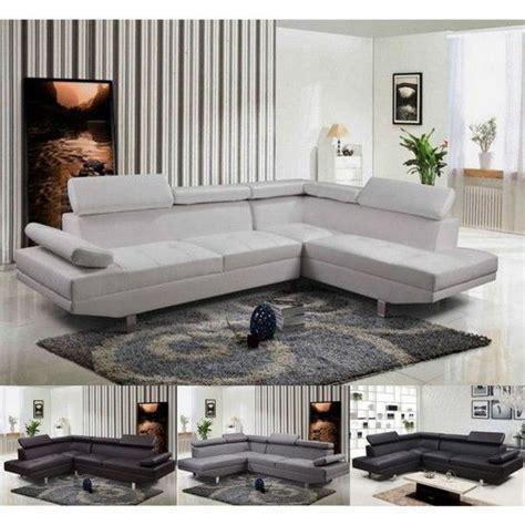 divano letto angolare in pelle divano angolare in pelle idee di design per la casa