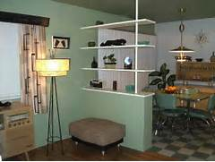 Example Design Of Divider For Living Room by Livin 39 The 50 39 S Life