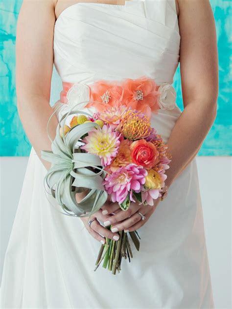 20 Ideas For A Unique Wedding Bouquet