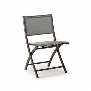 Chaise Pliante Exterieur : tt961 chaise pliante en aluminium et textil ne disponible dans diff rentes couleurs id ale ~ Teatrodelosmanantiales.com Idées de Décoration