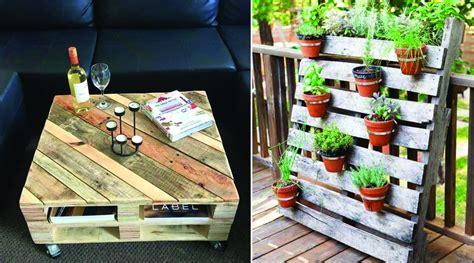 petit table de cuisine palette en bois 10 utilisations pour une déco récup