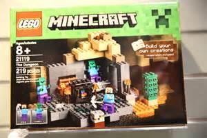 LEGO Minecraft Sets 2015
