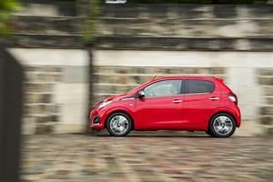 Peugeot 108 5 Portes Occasion : peugeot 108 envy nouvelle s rie sp ciale de la 108 5 portes photo 2 l 39 argus ~ Gottalentnigeria.com Avis de Voitures