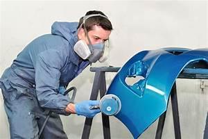 Enlever Résine Sur Carrosserie : peinture pare choc plastique choix application prix ooreka ~ Dallasstarsshop.com Idées de Décoration
