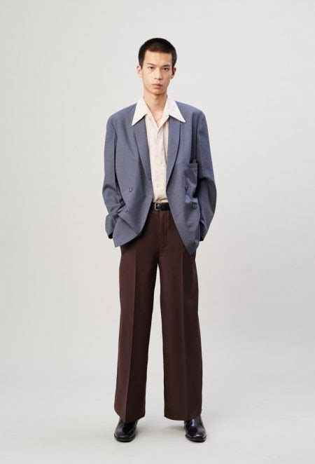 lemaire spring mens collection lookbook