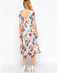 minkpink floral skater dress where to buy how to wear