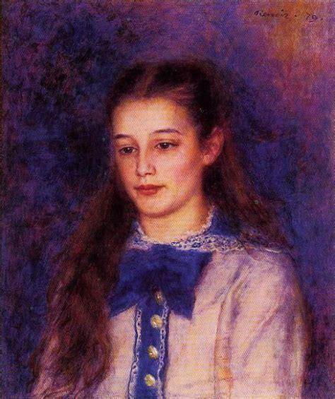 Renoir Pierre Auguste I Am A Child