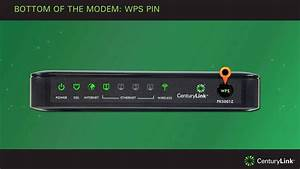 Centurylink Wireless Modem Lights