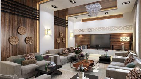 Modern L Shape Living Room Free 3d Model Max Cgtradercom