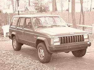 1987 Jeep Cherokee - Overview