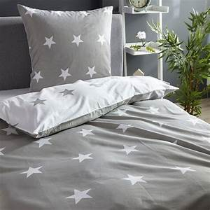 Decke Mit Sternen Dänisches Bettenlager : satin bettw sche sterne 135x200 grau wei von d nisches bettenlager ansehen ~ Bigdaddyawards.com Haus und Dekorationen