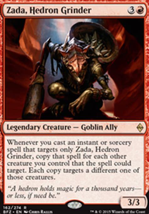 Goblin Commander Deck Wort by Standard Mtg Decks Tappedout Net