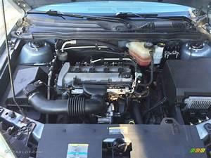 2007 Chevrolet Malibu Lt Sedan 2 2 Liter Dohc 16