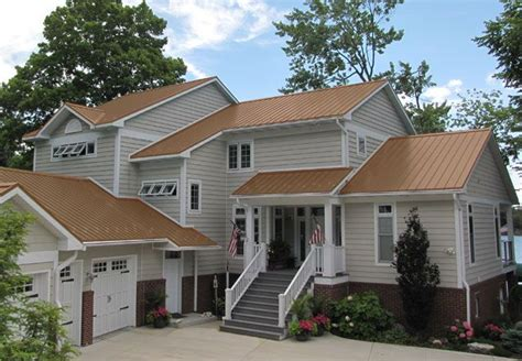 change house exterior best 25 copper roof ideas on pinterest gray exterior houses exterior gray paint and exterior