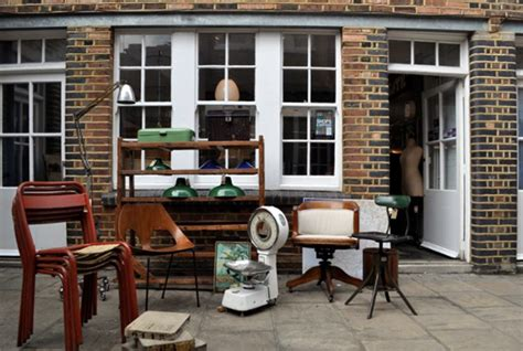 places  shop  vintage homeware  london upcyclist
