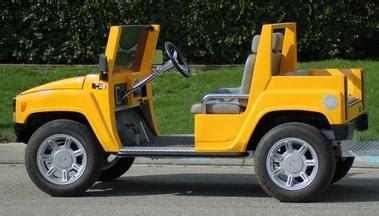 midwest dealer distributor hummer  custom golf carts