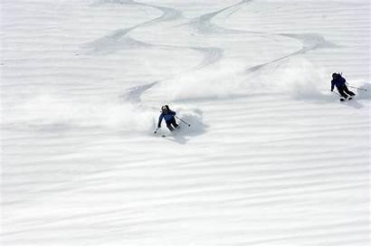 Skiing Turns Earn Topptur Nu
