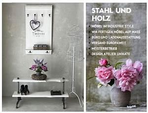 Garderobe Aus Rohren : m bel aus rohren bild von kistencult auf stahlrohr stahl ~ Watch28wear.com Haus und Dekorationen