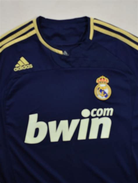 2007-08 REAL MADRID SHIRT S Football / Soccer \ European ...