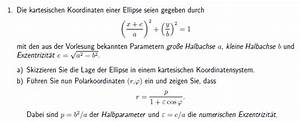 Supremum Berechnen : elipse und polarkoordinaten mathelounge ~ Themetempest.com Abrechnung