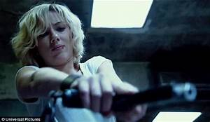 Scarlett Johansson is a drug mule in upcoming movie Lucy ...
