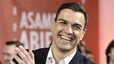 Pedro Sánchez Consigue 27249 Avales Para Ser Candidato