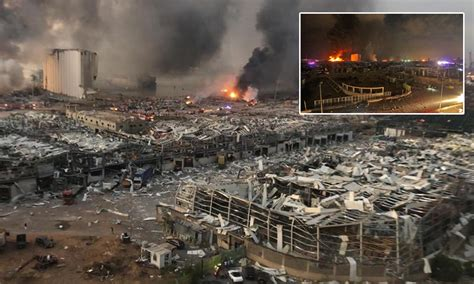 Lebanon Explosion: Massive Blast In Beirut Kills Nearly 78 ...