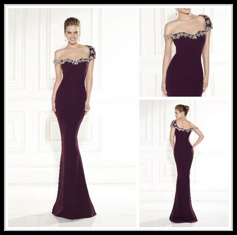 2015 Gold Sexy Mermaid Sheer High Neck Backless Capped ...