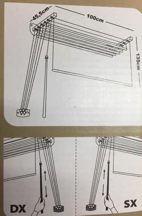 stendibiancheria da soffitto gimi stendibiancheria stendino da parete e soffitto gimi lift