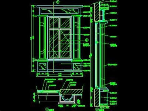 Window cad detail  5   Cad & Autocad blocks