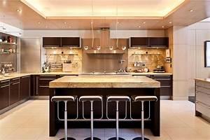 Modern, And, Luxury, Kitchen, 6142