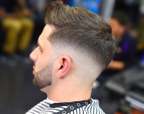 mens medium fade haircuts  mens haircuts trendy