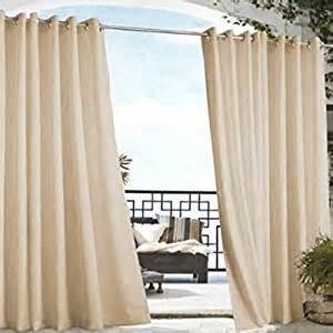 amazon com outdoor decor gazebo grommet outdoor curtain