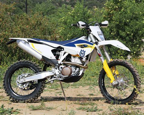 Modification Husqvarna Fe 350 by 2015 Husqvarna 350 Fe Dirt Bike Test