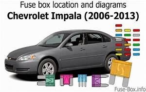 2013 Chevy Impala Lt Owners Manual