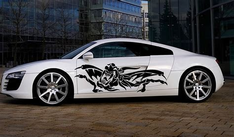Japanese Dragon Car Decals. Truck Vinyl Dragon Graphics