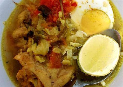 Nah, kali ini kami akan membagikan resep soto ayam lamongan yang sederhana yang bisa anda coba sendiri di rumah. Resep Soto Lamongan Special oleh Tsamrotul Janah - Cookpad