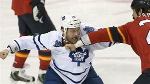 Maple Leafs cal... Colton Orr Quotes