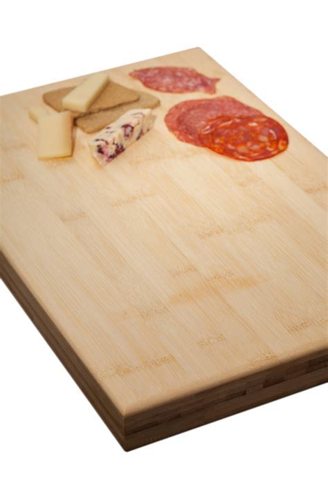 Solid Bamboo Chopping Board   Worktop Express